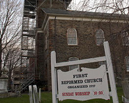 Pinnacle Scaffold Corporation - First Reformed Church