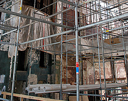 Pinnacle Scaffold Corporation - Queen Theater