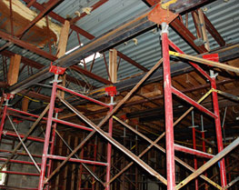 Pinnacle Scaffold Corporation - Pizzaria Uno