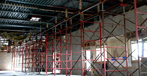 Pinnacle Scaffold Corporation - Featured Work