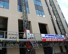 Pinnacle Scaffold Corporation - Courthouse Square